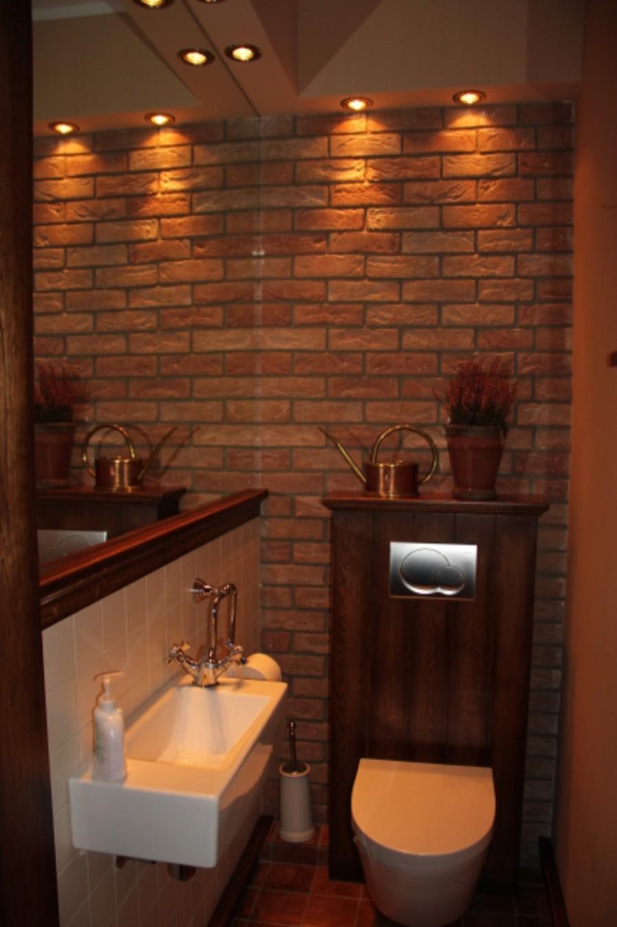 Wystrój wnętrz Szczecin - toaleta