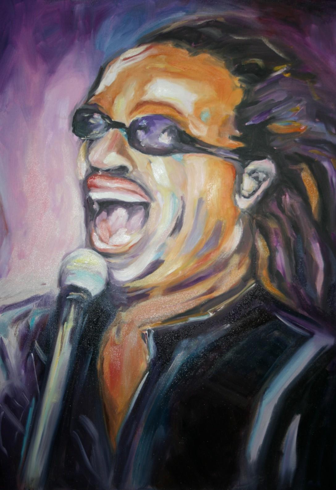 Piosenkarz - wystrój wnętrza
